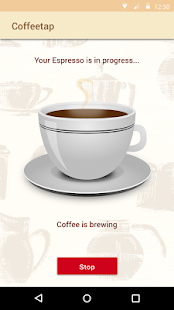 Coffeetap - screenshot