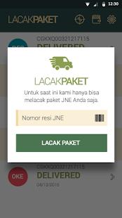 App Lacak Paket JNE & Ongkos Kirim apk for kindle fire