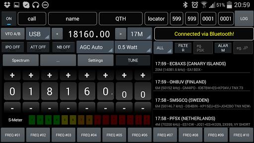 817 Companion for Ham Radio - screenshot