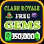 Gems For Clash Royale Prank