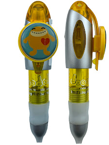 """Игрушка Dooo: """"Sunny Twin"""" Ручка Автоматическая Шариковая - 10 см"""