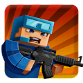 Game Pixel Combats: guns and blocks apk for kindle fire
