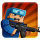 Pixel Combats: guns and blocks