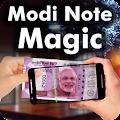 Modi Note Magic