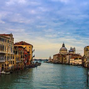 Venice by Oguz Sevim - Buildings & Architecture Public & Historical ( venice )