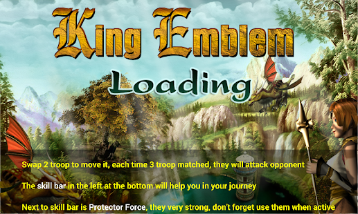 King Emblem - screenshot