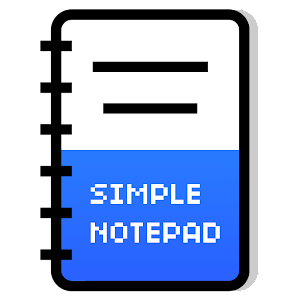 Simple Notepad For PC (Windows & MAC)
