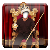 APK App Royal Throne Photo Montage for BB, BlackBerry