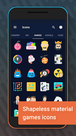 Ango - Icon Pack 1.2.3 Apk