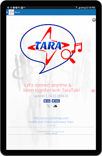 TaraTalk -- Connect And Listen - screenshot