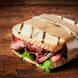 Turkey Roast Beef Sandwich Recipes