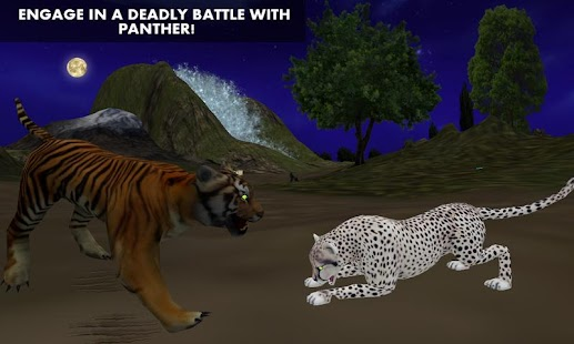 Angry Tiger Wild Adventure 3D - screenshot