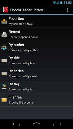 EBook Reader & EPUB Reader screenshot 21