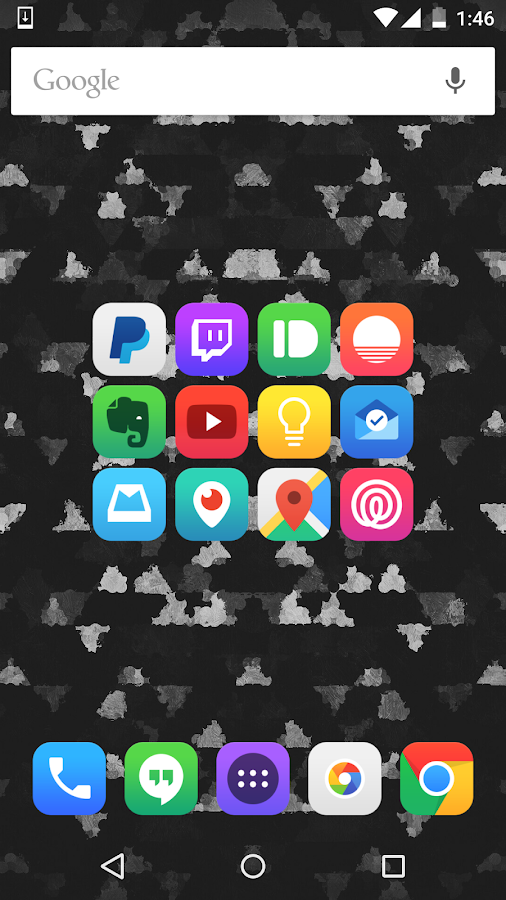 Pop UI - Icon Pack Screenshot 2