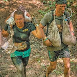 hard work !!  by Dragan Rakocevic - Sports & Fitness Other Sports