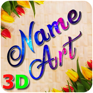 3D Name Art Photo Editor - Focus n Filters For PC (Windows & MAC)