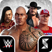 16.  WWE Champions - Free Puzzle RPG Game