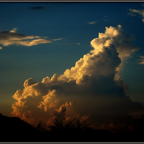 by Varun Jain - Landscapes Cloud Formations
