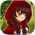 Game Red Riding Hood: Match & Catch - Puzzle Game APK for Kindle