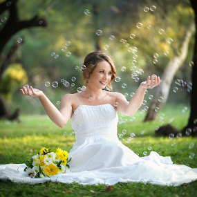 Most Beautiful Day by Pierre Vee - Wedding Bride