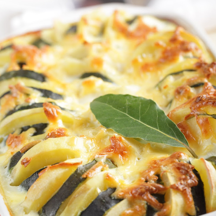 Summer Vegetable Tian Recipe | Yummly