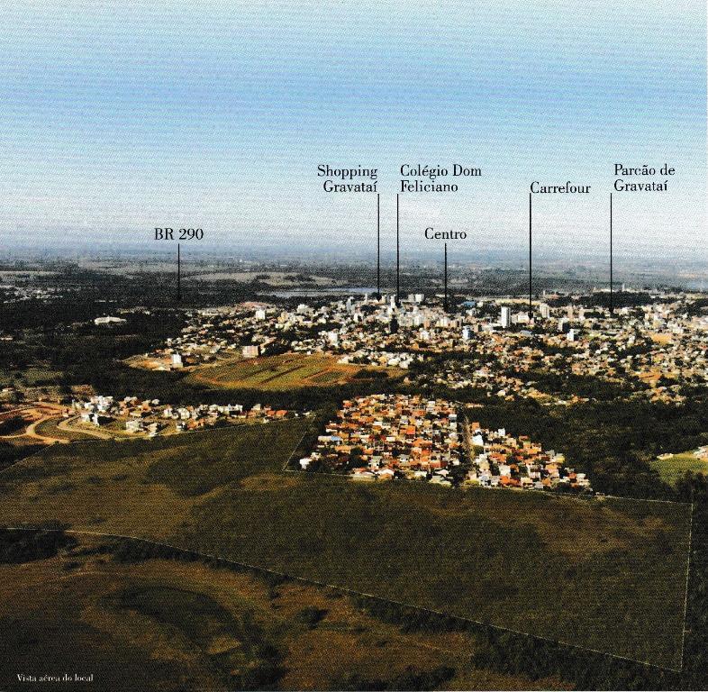 Terreno, Bela Vista, Gravataí (TE1522)