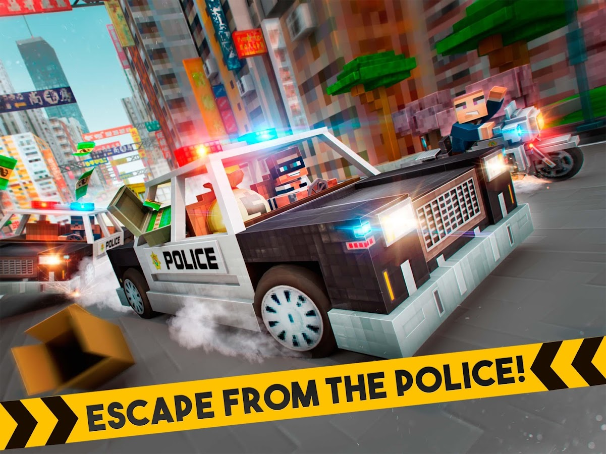 ? Robber Race Escape ? Screenshot 5