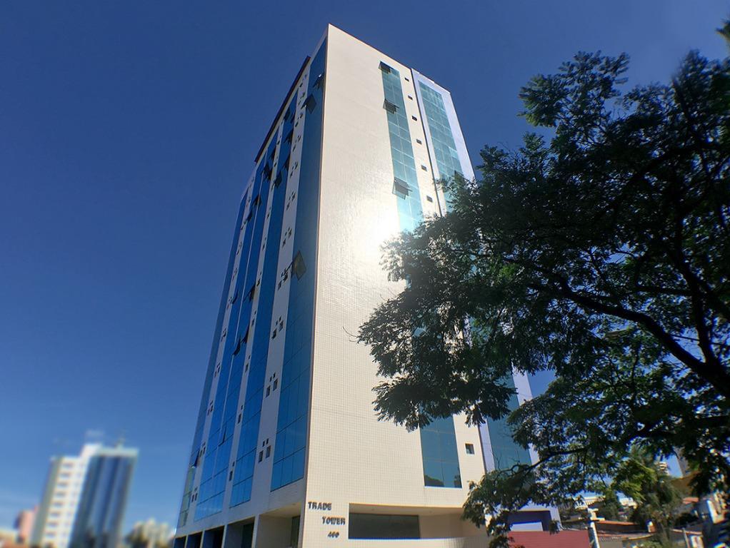 Sala para alugar por R$ 1.499/mês - Edifício Sky Trade Center - Sorocaba/SP