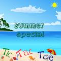 Tic Tac Toe - Summer Special