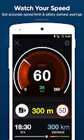 Screenshot of Navmii GPS World (Navfree)