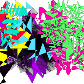 Numina by All Boys - Illustration Abstract & Patterns ( abstract art, illustration, art, digital art, conceptual, design )