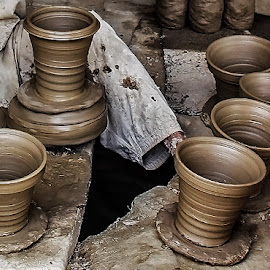 pots by Mohsin Raza - Artistic Objects Other Objects