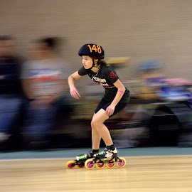 Panning by Steve Henderson - Sports & Fitness Other Sports