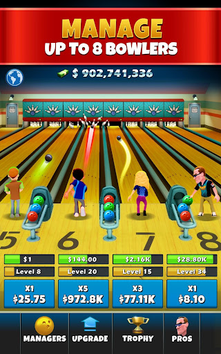 Idle Bowling Tycoon For PC