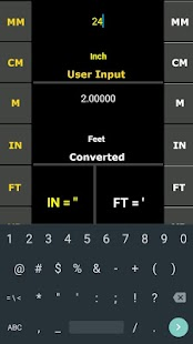 VBE MEASUREMENT CONVERTER - screenshot