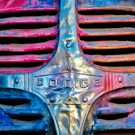 Made in the USA by Garry Dosa - Artistic Objects Industrial Objects ( vehicle, decal, object, colours,  )