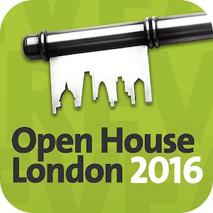 Cover art Open House London 2016