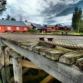 by Jon Eggen - Buildings & Architecture Public & Historical