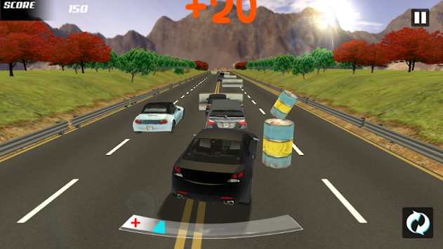 Turbo Traffic Car Racing APK 1.0