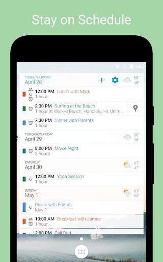 DigiCal+ Calendar screenshot 7