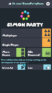 Simon Party