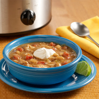 Potato White Chicken Chili Recipes