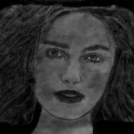 Keira Knightley by Alisa Wilkerson - Drawing All Drawing
