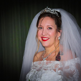 My Beautiful Daughter the Bride by Jim Johnston - Wedding Bride