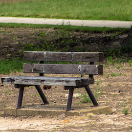 Stand Alone Seating by S Bizjak - Artistic Objects Furniture ( bench, park, nature, seat, outdoors )
