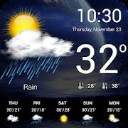 Weather forecast 1.41.161 Icon