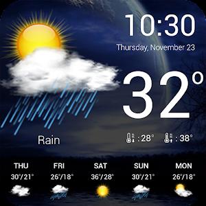 Weather forecast Online PC (Windows / MAC)