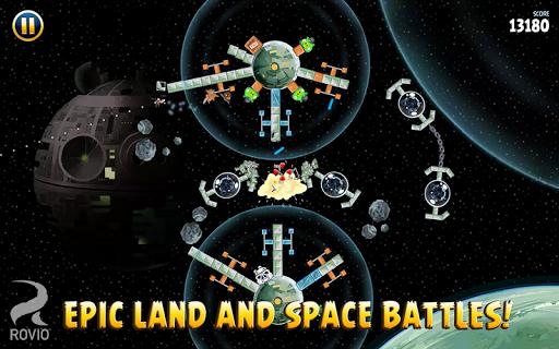 Angry Birds Star Wars screenshot 9