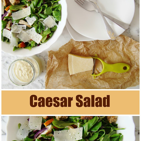 Really Delicious Caesar Salad