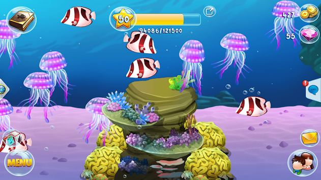 My Fish Paradise apk screenshot